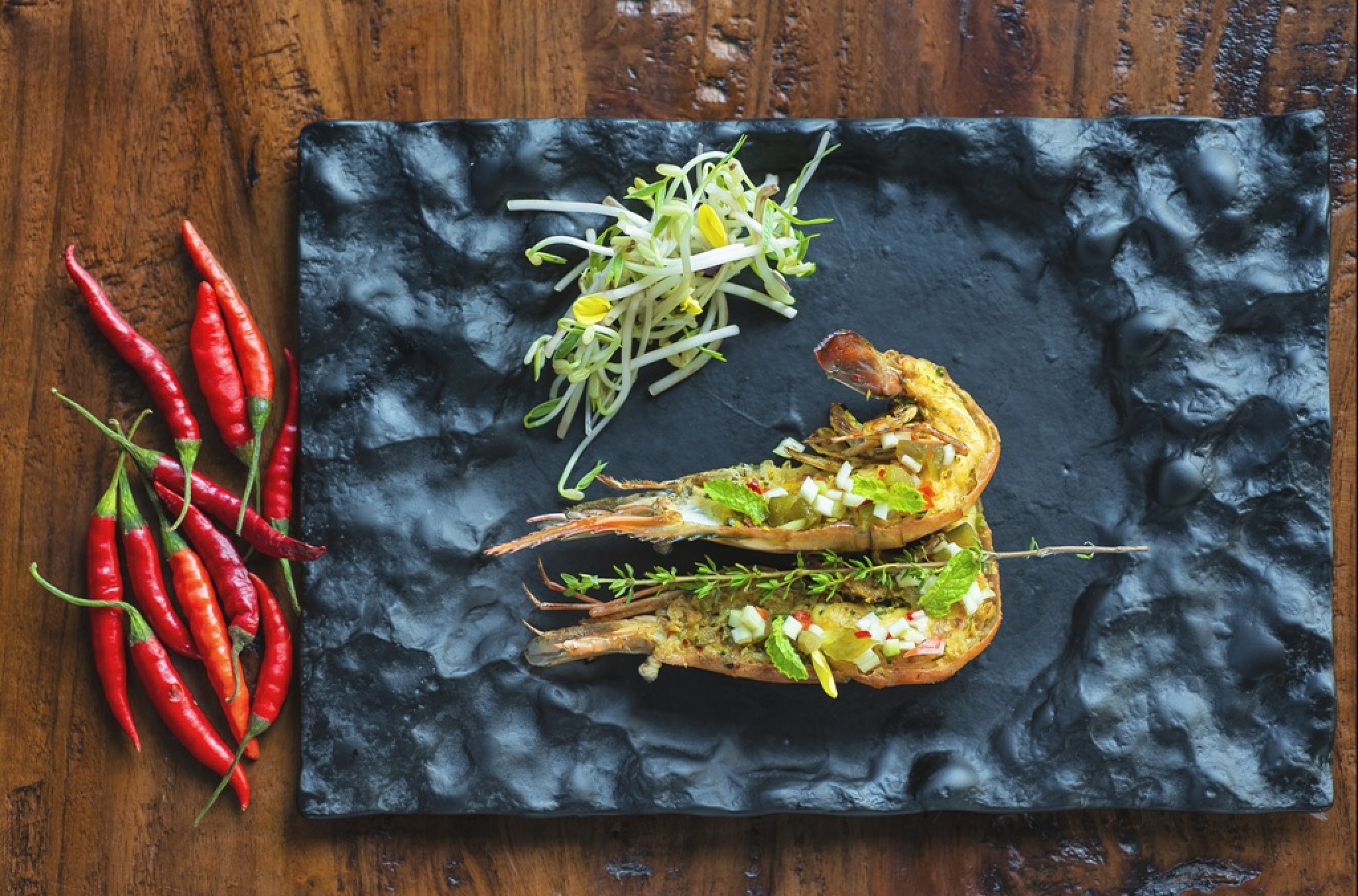 Recipes: Jimbaran style prawn and Laksa soup