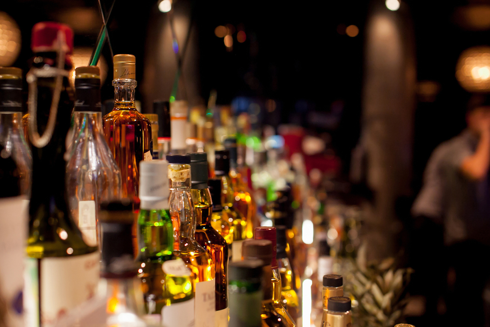 Kerala's love affair with the bottle continued this festive season