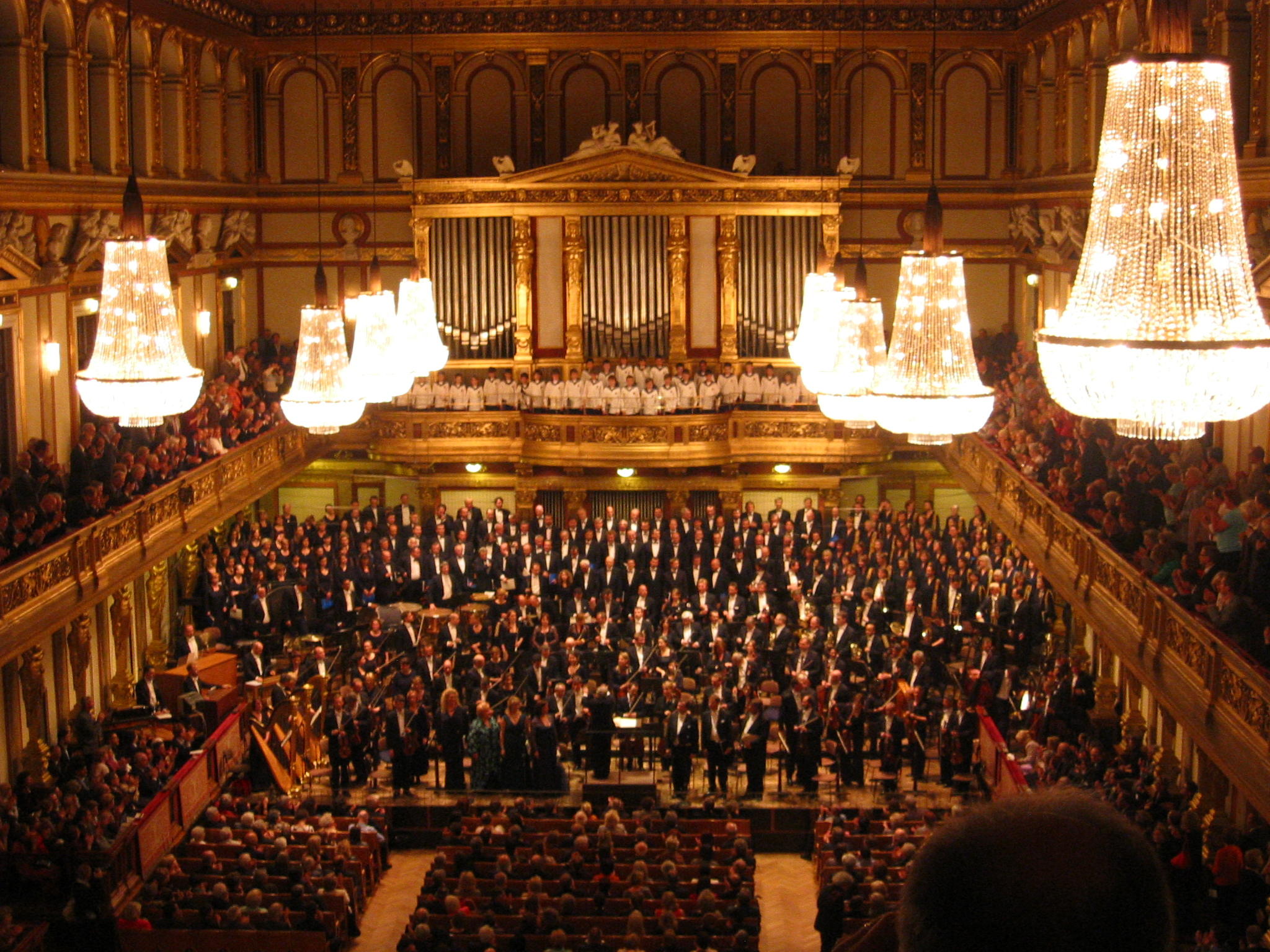 The Goldener Saal at the Musikverein in Vienna, a public concert hall, may have been a fortuitous architectural accident in the 1880s, but it is hard science in the 21st century