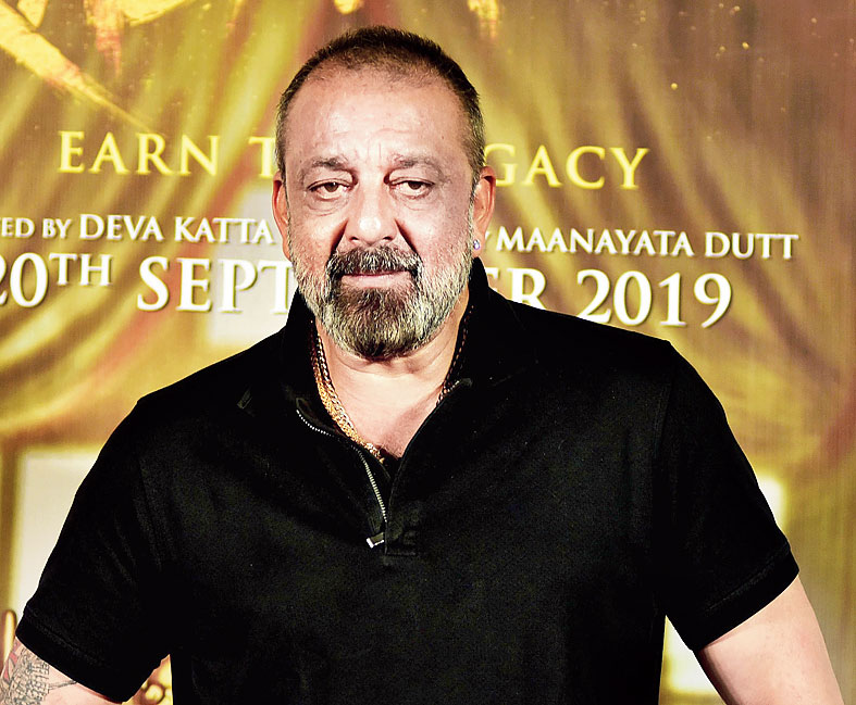 I'm turning 60. Can you believe it? -- Sanjay Dutt