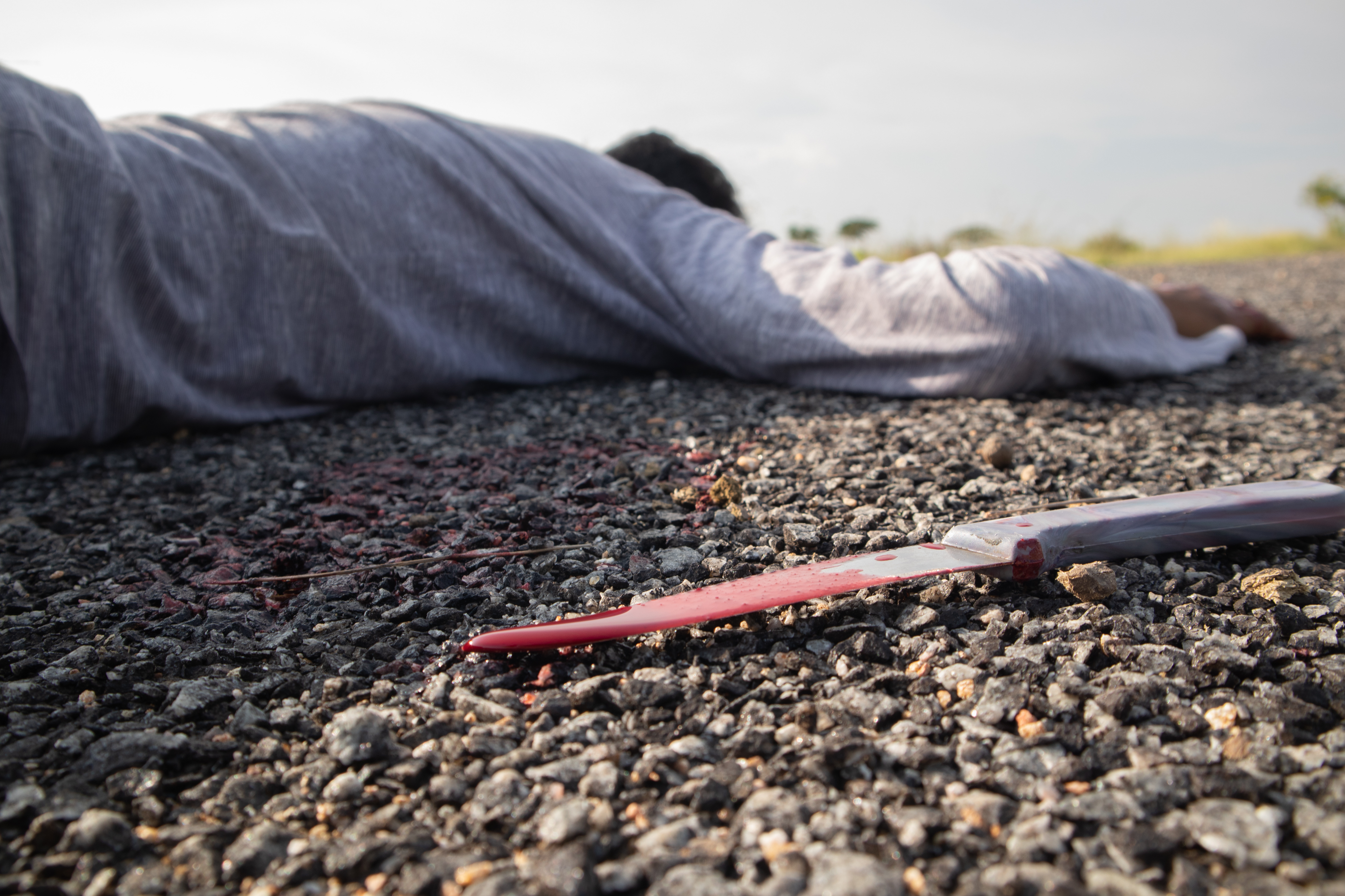 Some residents claimed that those who killed Qureshi by hitting him with sticks were criminals who had been drinking nearby.