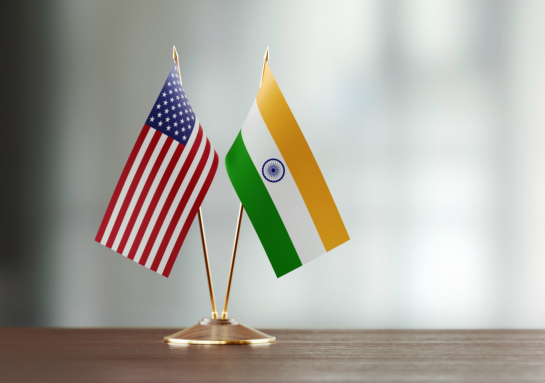 The meeting focused on encouraging the US and Indian industry to work together and develop next-generation technologies.