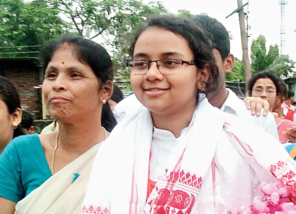 Assam school stresses English fluency