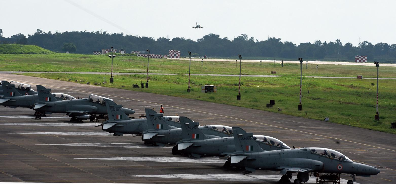 Kalaikunda air force base