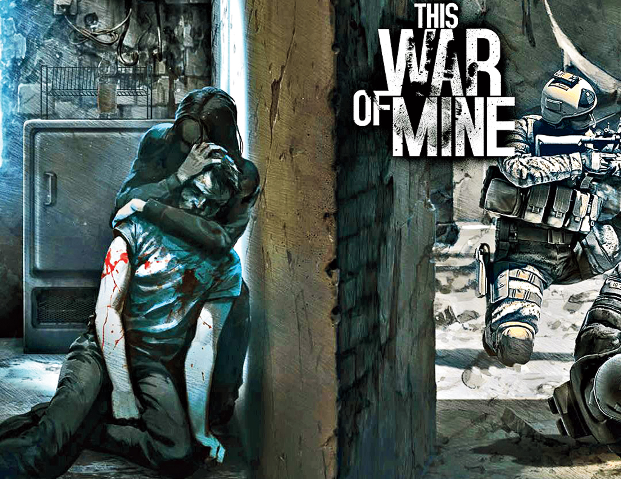 This War of Mine by 11 bit studios