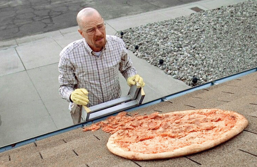 A scene from Hand Tossed Pizza