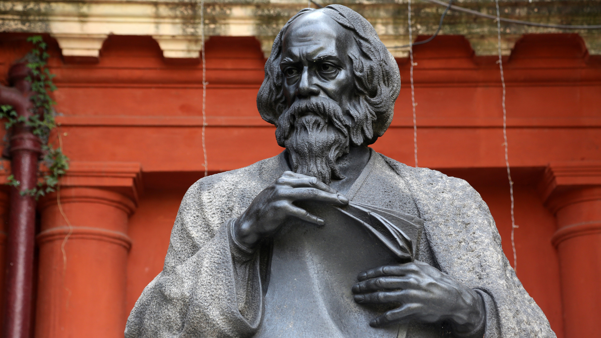 Tagore's letters to French writer Romain Rolland