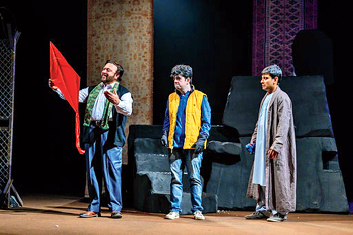 The Kite Runner comes to Bombay