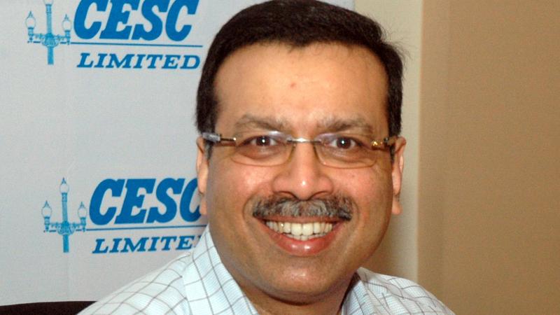 Sanjiv Goenka, chairman of CESC and RP-SG Group.