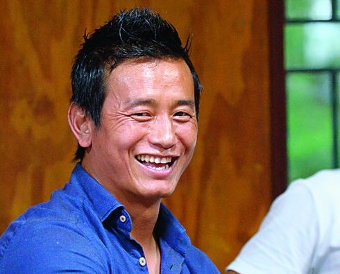 Golay and Bhutia had a one-on-one meeting for about 50 minutes in a hotel.