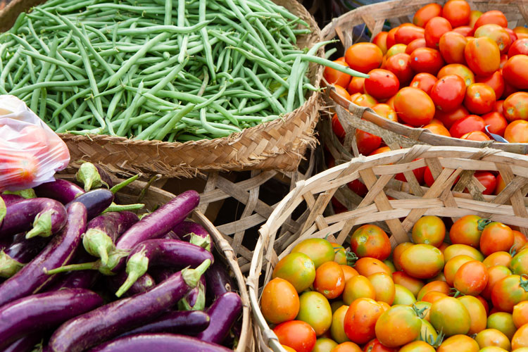 According to the director, the horticulture department has been tasked with identifying availability of vegetables and facilitation of supply from rural villages.