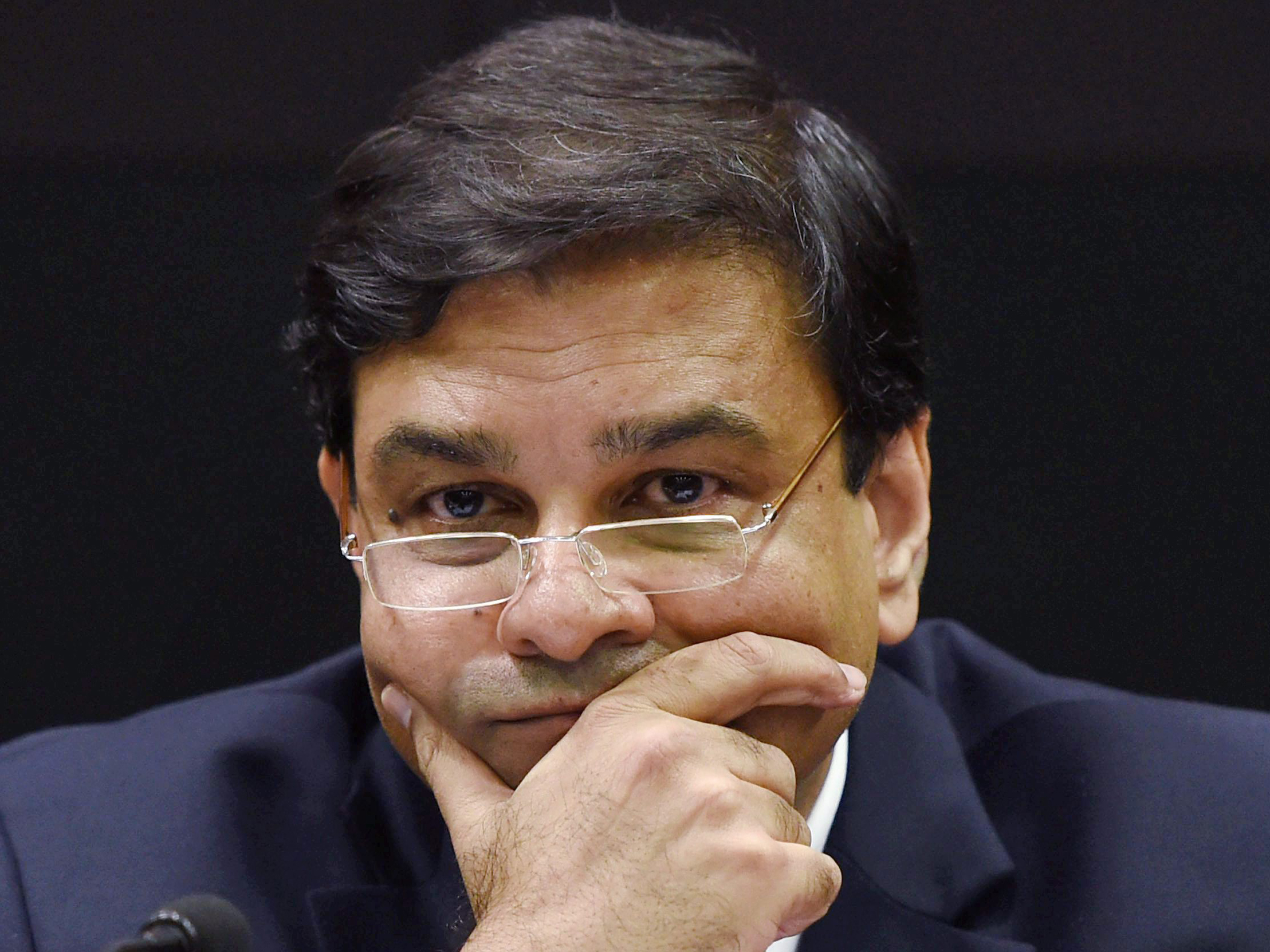 GOTCHA!  We mean Urjit Patel, not Vijay Mallya