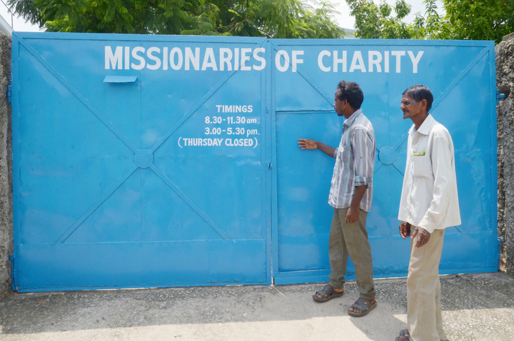 Missionaries of Charity decided to stop putting children up for adoption under the government's Central Adoption Resource Authority system after a row with the Women and Child Development Ministry