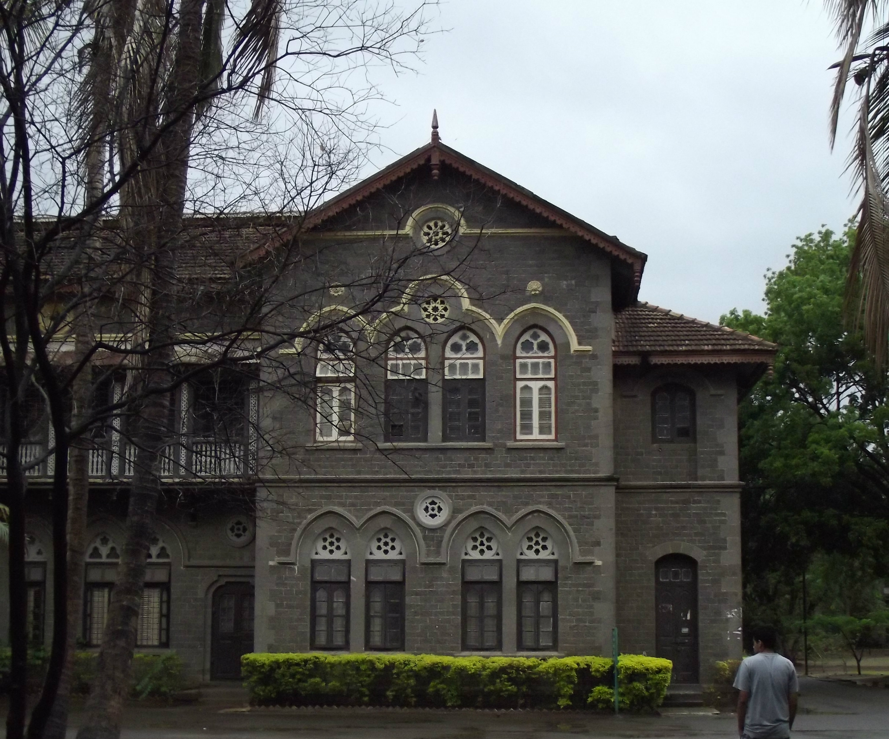 Pune's Fergusson College withdrew an invitation to a Dalit activist.