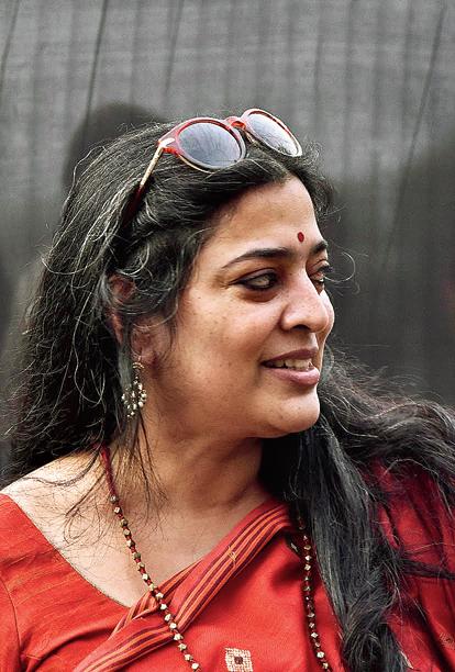 Malavika Banerjee, Tata Steel Kolkata Literary Meet director