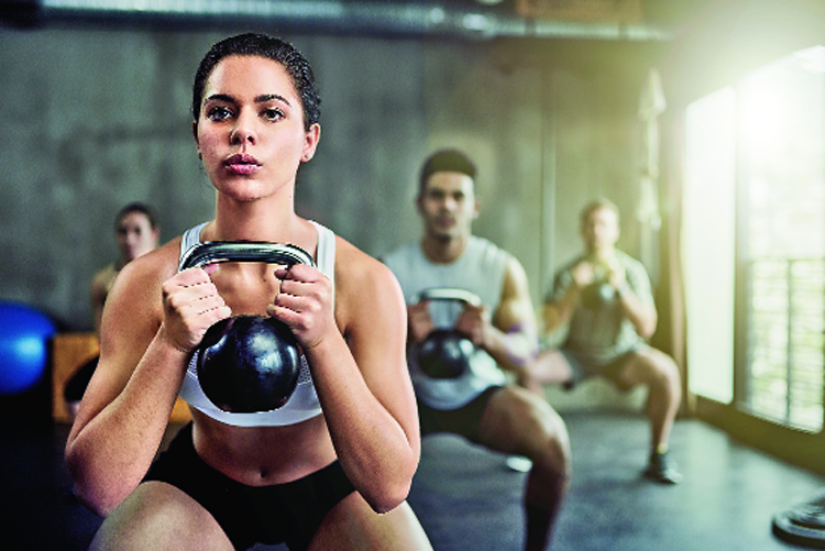 People who had stopped exercising for a decade or two but begun again during their 40s or 50s, working out then for a few hours a week, shared the same relative protection against premature death as the people who always had exercised.