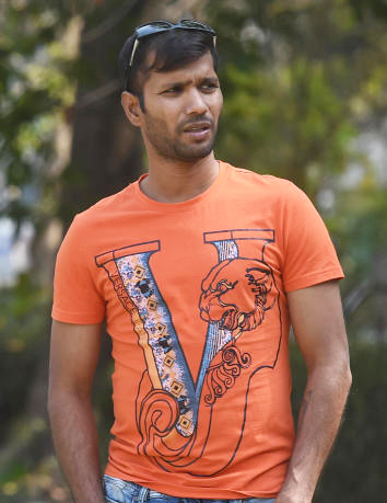 Ashok Dinda have been axed from the Bengal squad against Gujarat