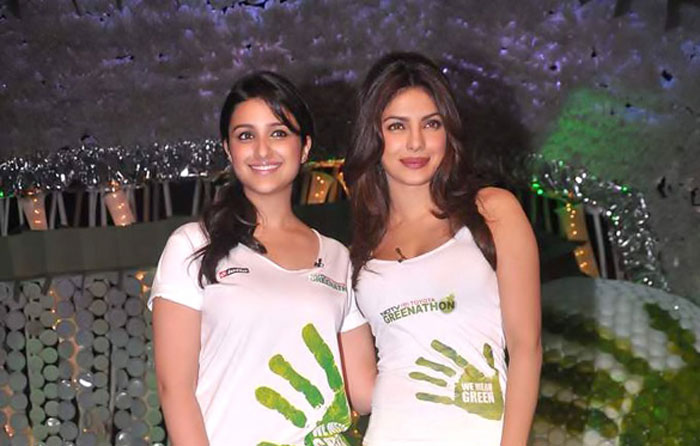 Parineeti Chopra and her sister Priyanka Chopra