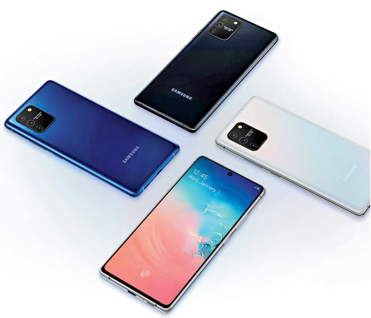 The rear camera set-up features a unique combination — 48MP main camera, 123-degree 12MP ultra-wide camera and a 5MP macro camera. Shots on the main camera come out noise-free and colourful, which gets considerable help from the camera's f/2.0 aperture, allowing enough light to pass through.