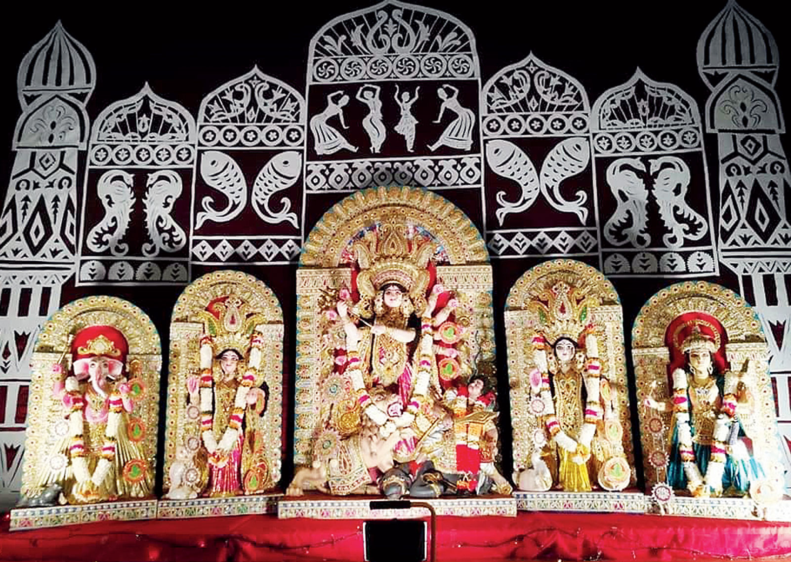 The Oslo Durga Puja is now 10 years old
