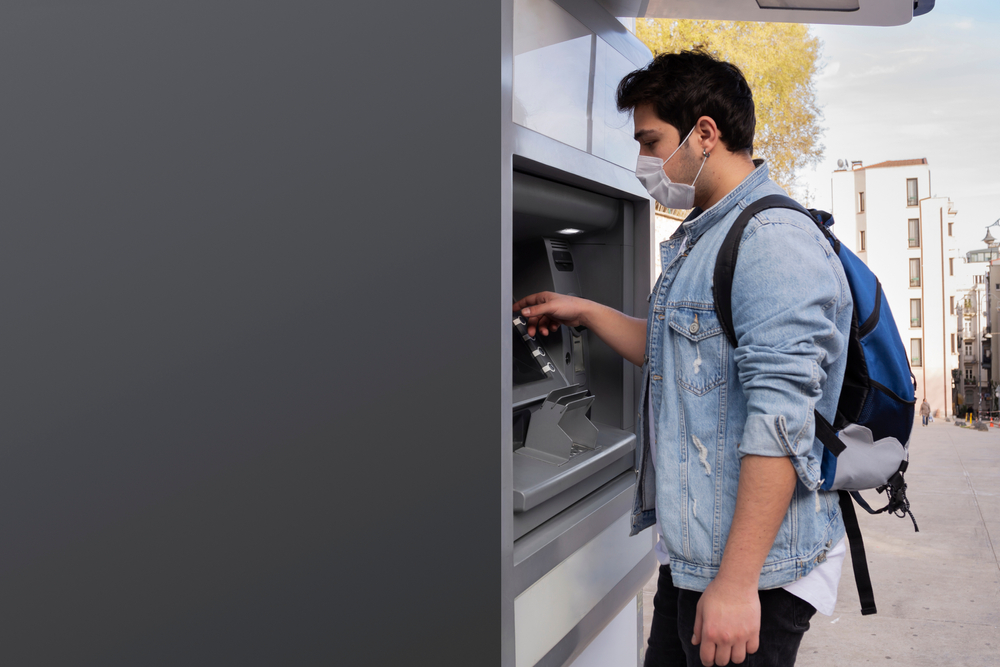 """Earlier, it was rare to find someone in a mask trying such ATM break-ins. Even if someone did try, he/she could be identified by scanning footage of various CCTVs because at some point he/she would have removed the mask,"" a city police officer said."