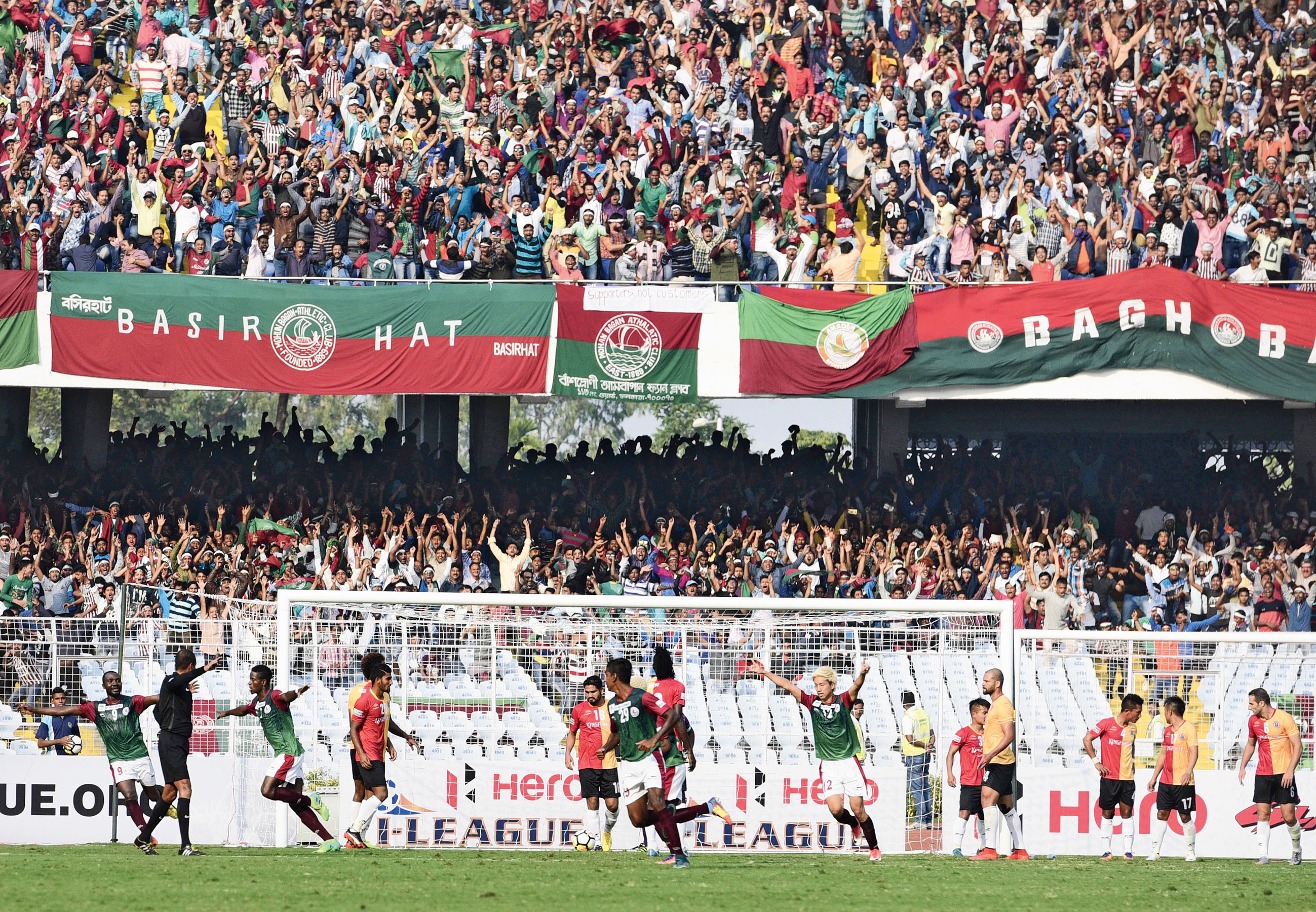 The iconic Calcutta Derby has been postponed following the home team, Mohun Bagan's request to I-League CEO Sunanda Dhar
