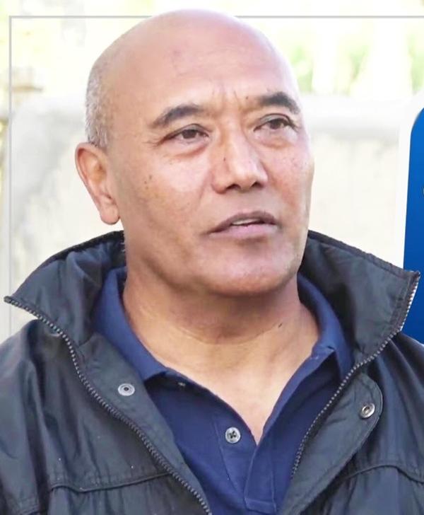 Colonel (retired) Sonam Wangchuk