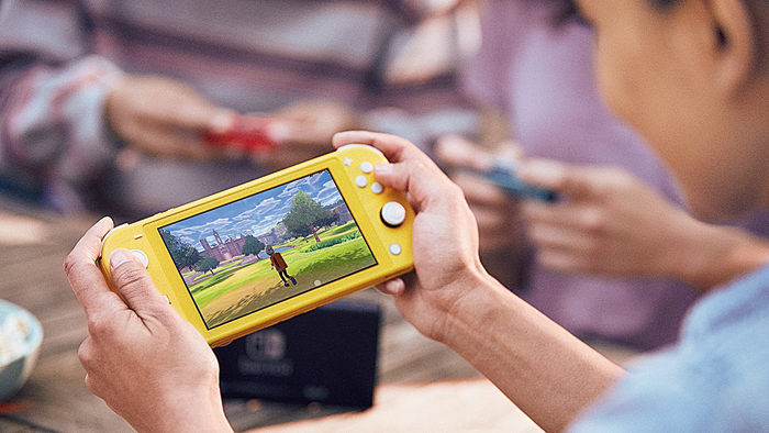 Nintendo Switch Lite will arrive on September 20 and it's going to attract kids