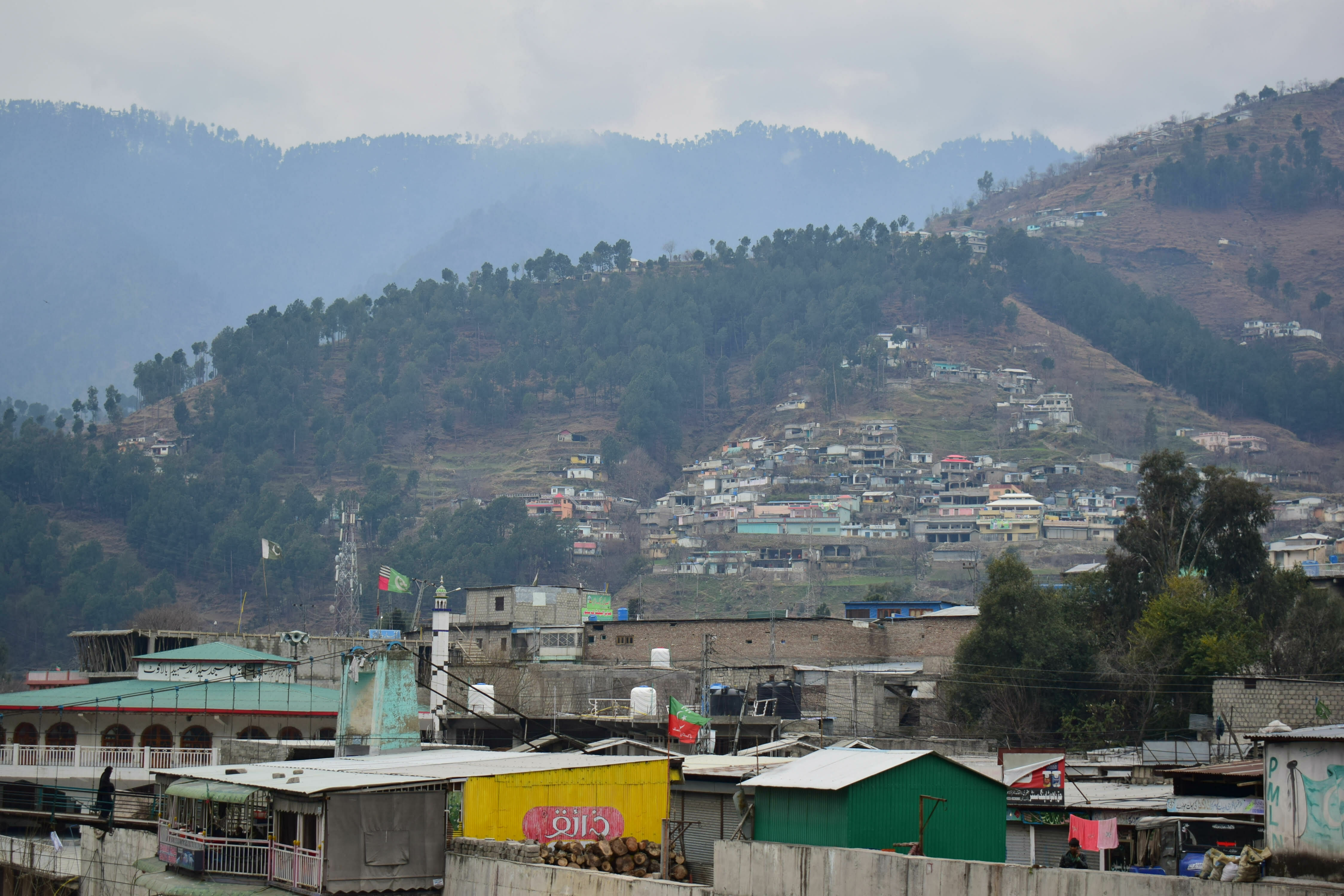 Balakot's fate: Not a destination, but now in the news