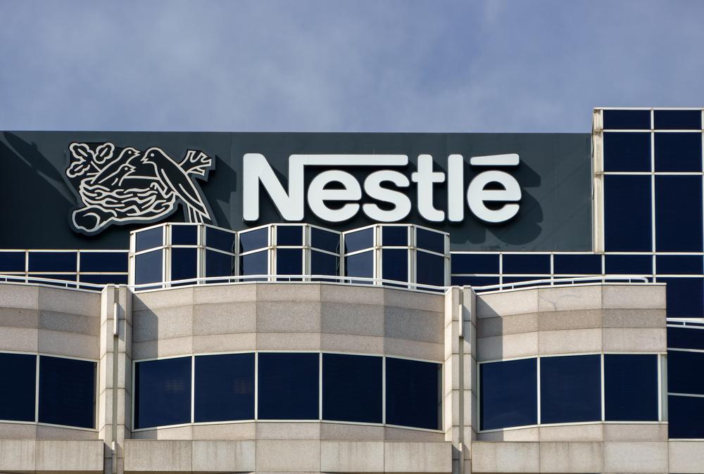 The Nestle headquarters in Glendale, California.