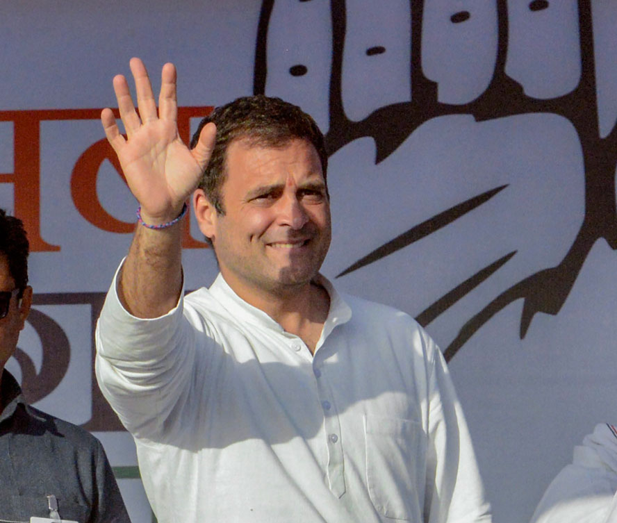 Chor slogan will continue: Congress