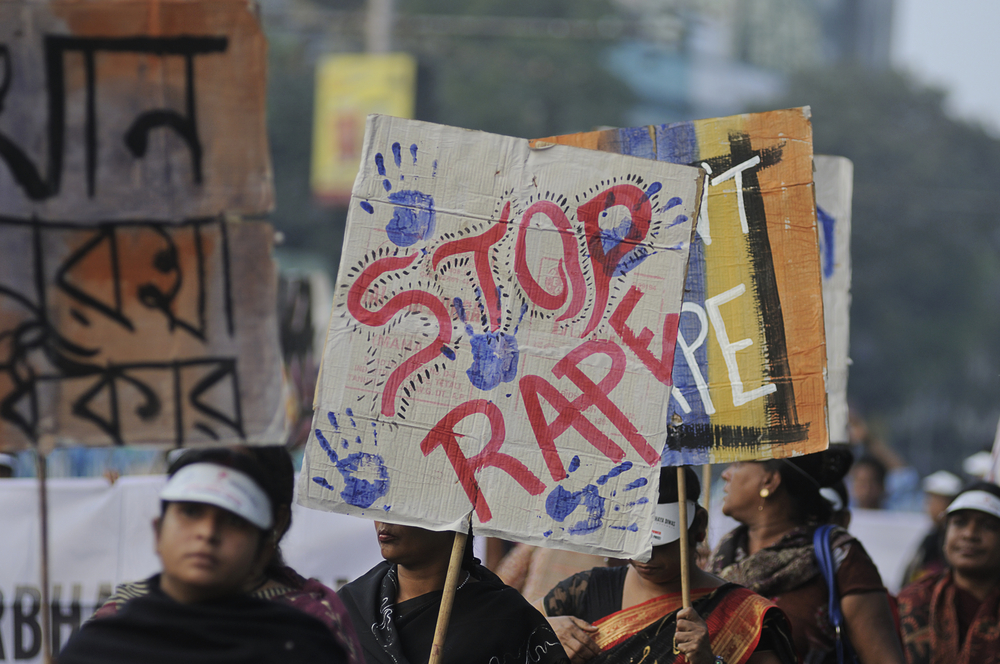 The latest figures of the National Crime Records Bureau reveal that there was a 31 per cent spurt in rapes that ended in murder in 2018. Image used for representational purpose.
