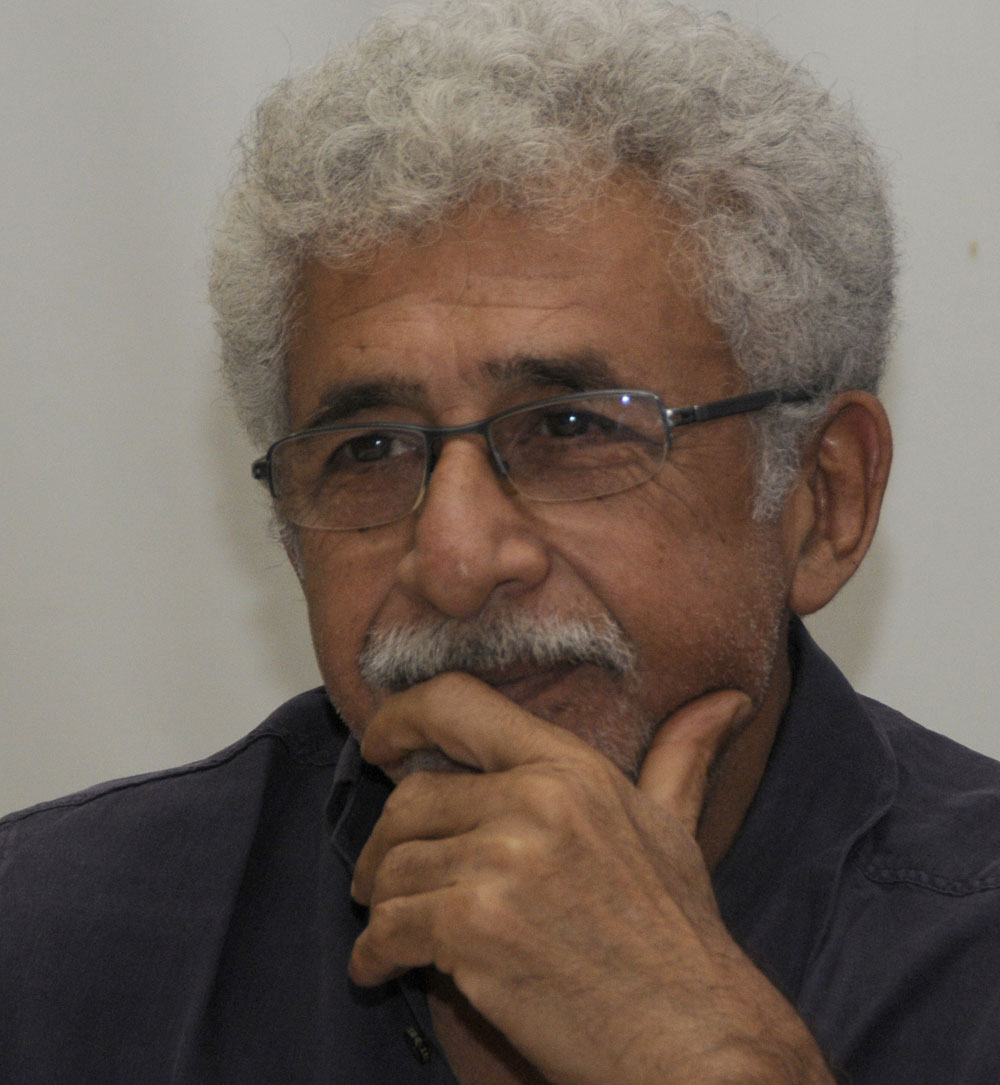 Naseeruddin Shah speaks up for right to dissent