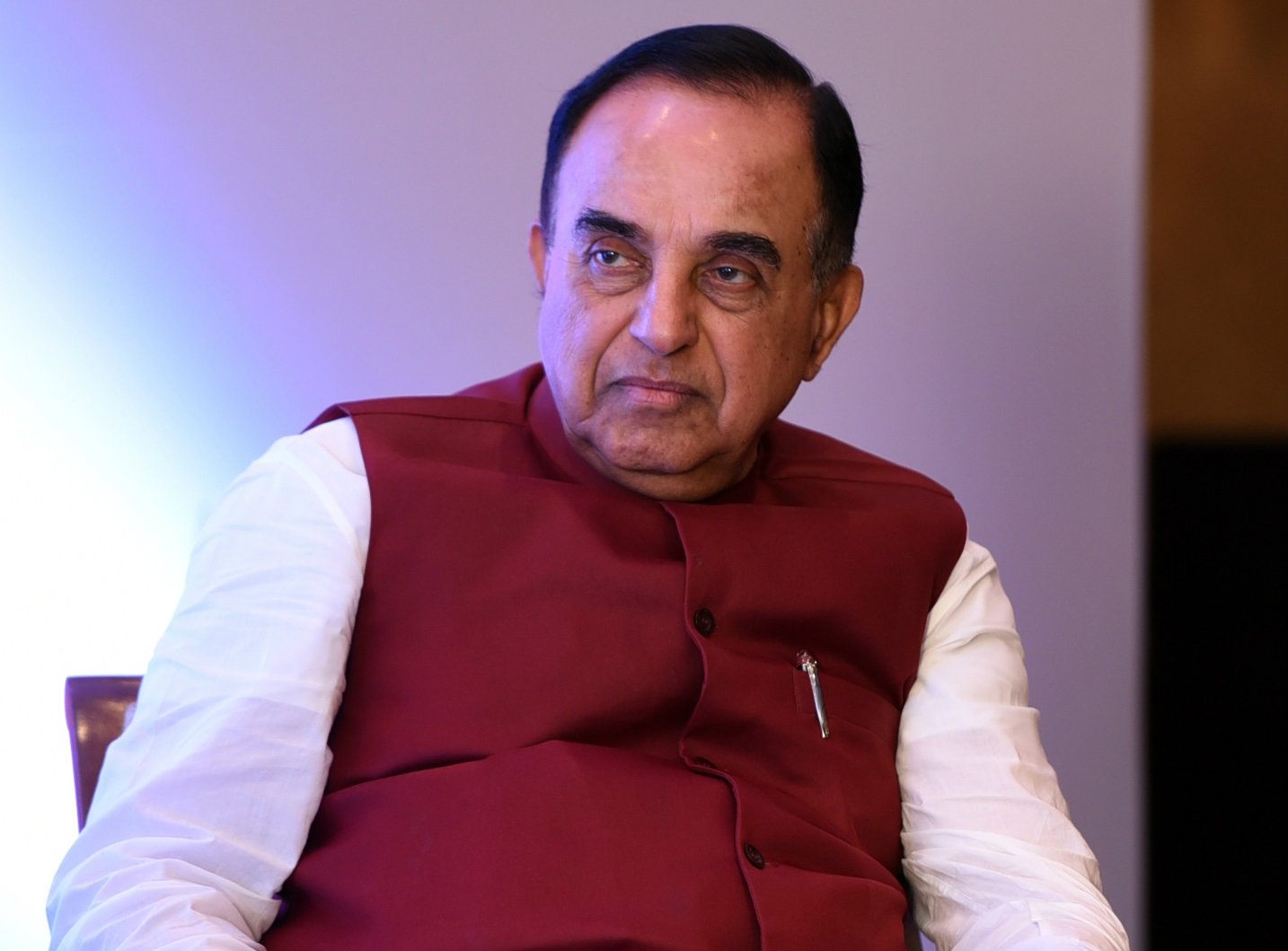 Subramanian Swamy has challenged the acquittal of the 16 former police personnel by the trial court.