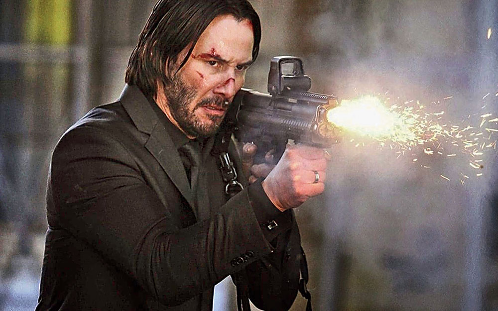 John Wick 3 is supercharged with violence and virtuosity