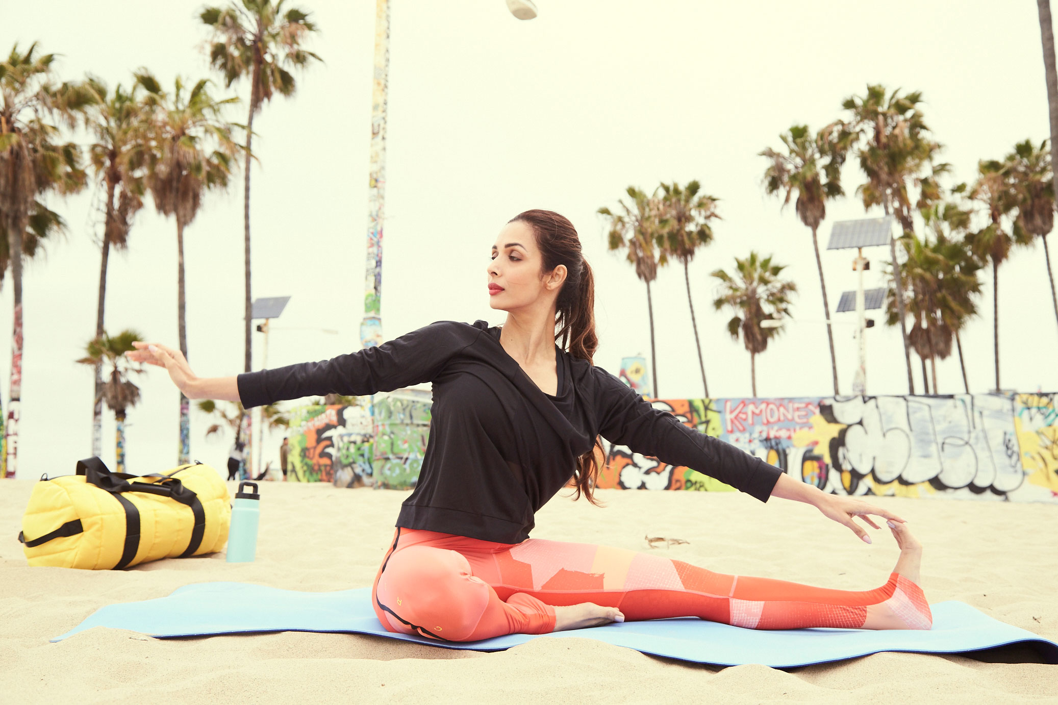 Meet Malaika Arora, the yoga entrepreneur