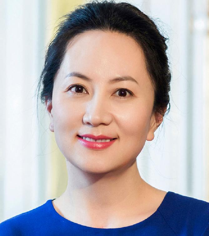 China demands Canada release executive of Huawei