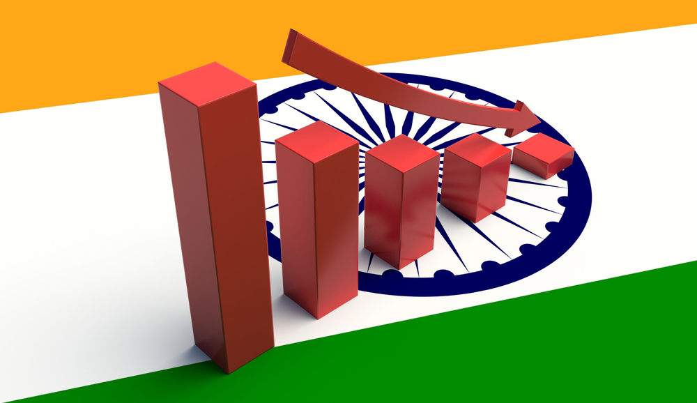 The weak growth will place India, which was the world's fastest-growing major economy last year, behind regional peers like China, Vietnam and the Philippines