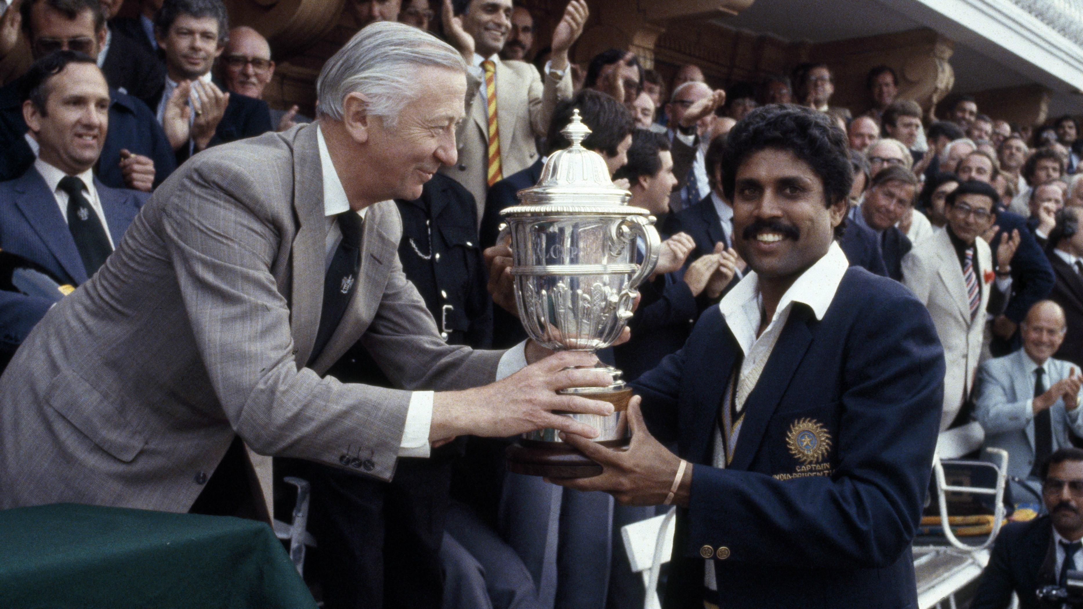 As Kapil Dev's men clinched the World Cup, it was then labelled as India's biggest cricketing moment after the 1971 series victories in West Indies and England under Ajit Wadekar.