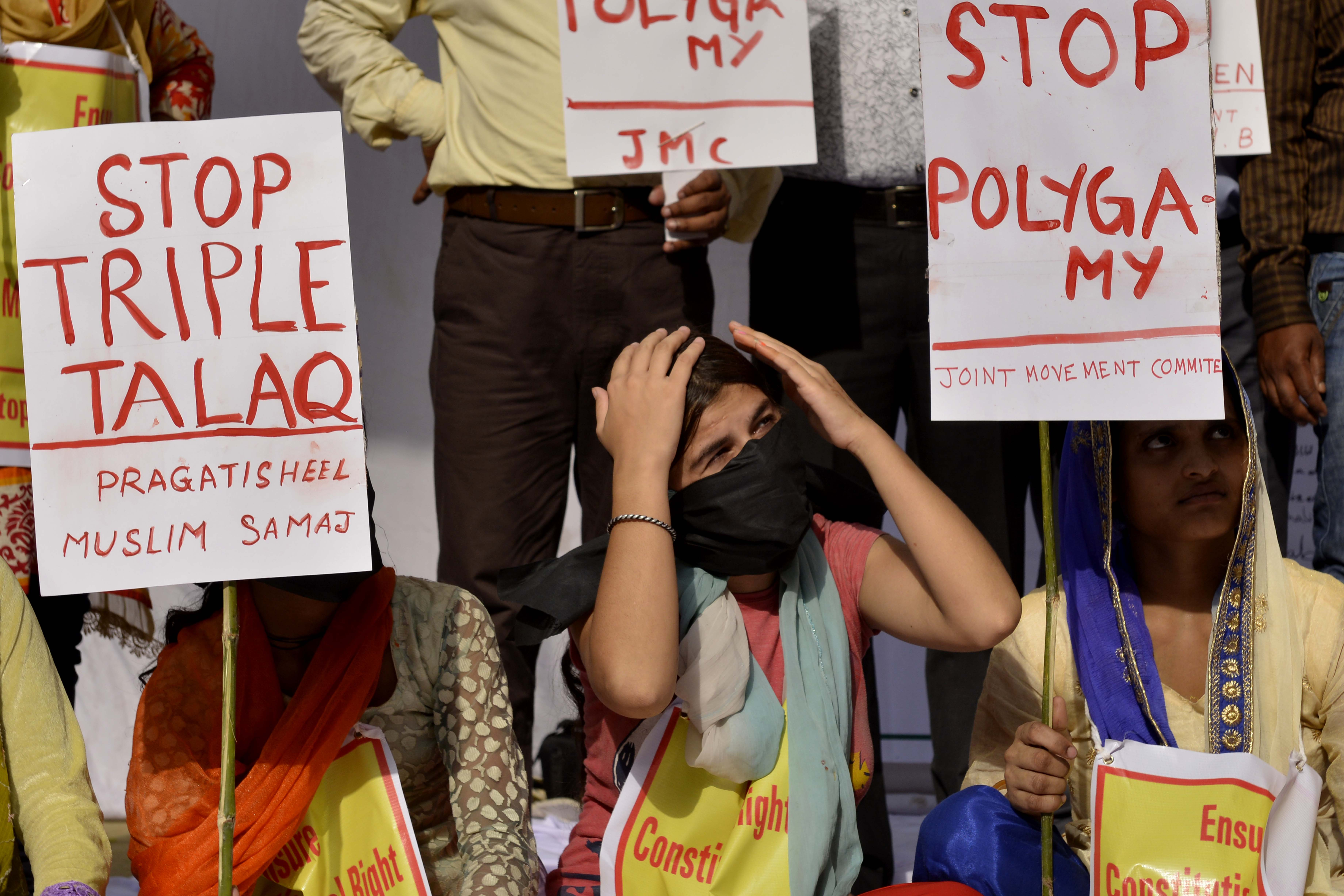 Fresh bill introduced to make triple talaq a penal offence
