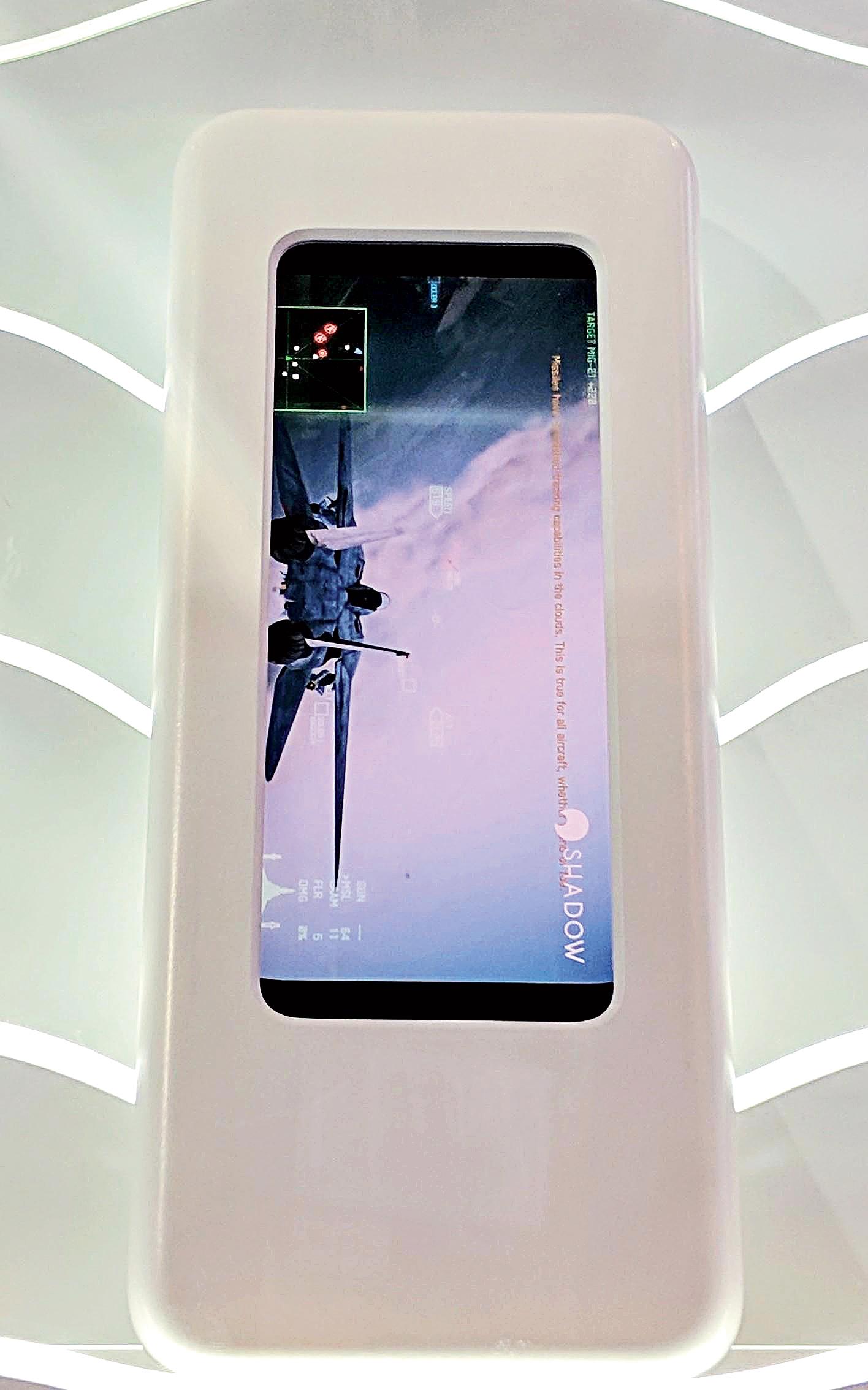 OnePlus 5G prototype