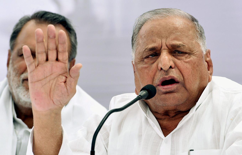 I wish you become Prime Minister again: Mulayam Singh to Narendra Modi