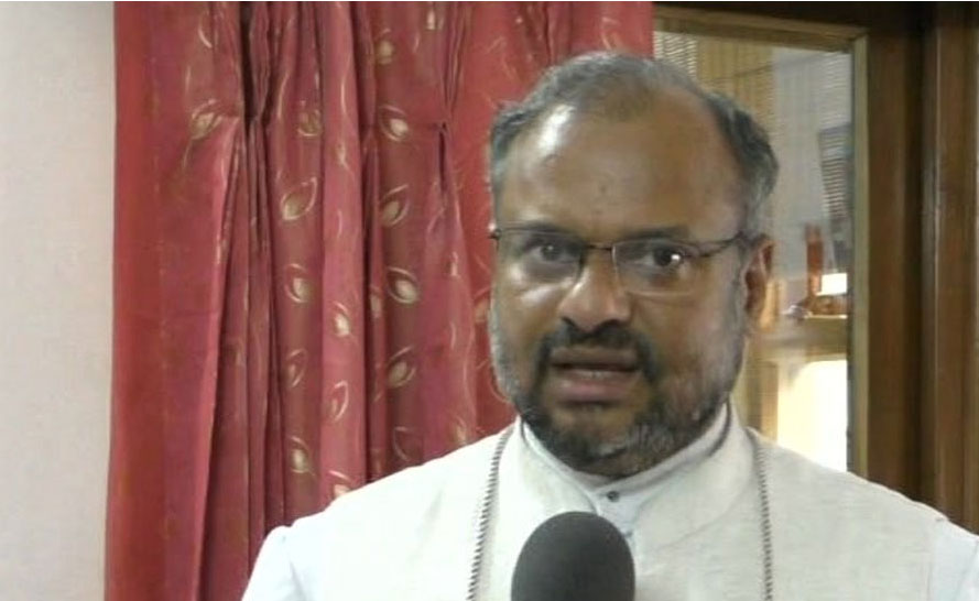 Bishop Franco Mulakkal