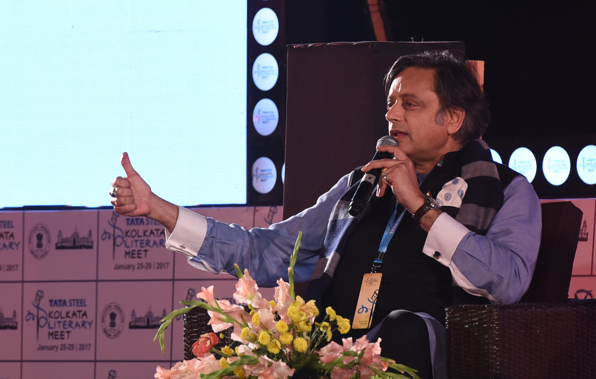 Hindi not our natural, national language: Shashi Tharoor in The Paradoxical Prime Minister