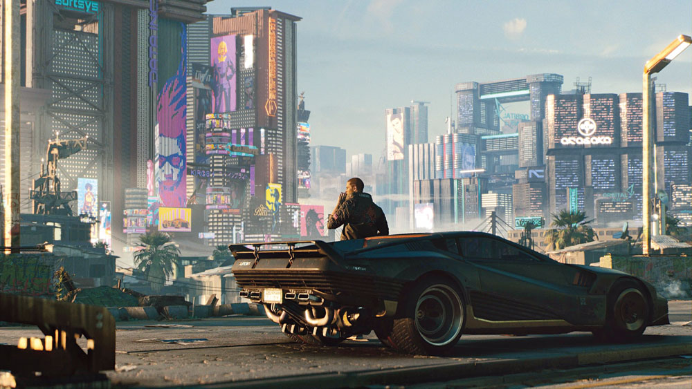 "After winning our hearts with the Witcher trilogy, CD Projekt Red will be venturing into new territories with it's most ambitious project till date, Cyberpunk 2077. By far one of the most-awaited video games of this year, Cyberpunk 2077, a video game adaptation of the iconic tabletop game of the same name, shifts to an FPS perspective and will employ a meticulous choice-based narrative with highly customisable characters. And what's more? We'll be having the Internet's favourite actor, the ""breathtaking"" Keanu Reeves accompany us in this genre-bending action adventure extravaganza set in a dystopian future."
