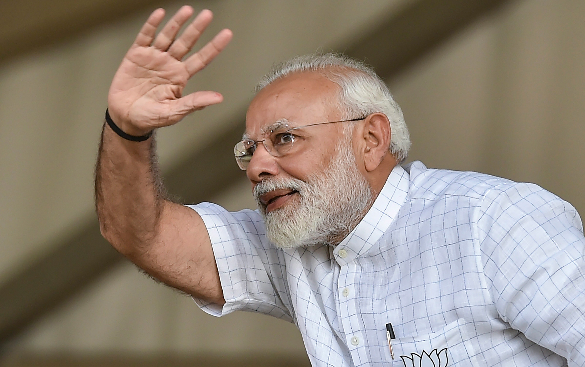 The party's politicization of Balakot was aimed at glorifying Narendra Modi and his government.