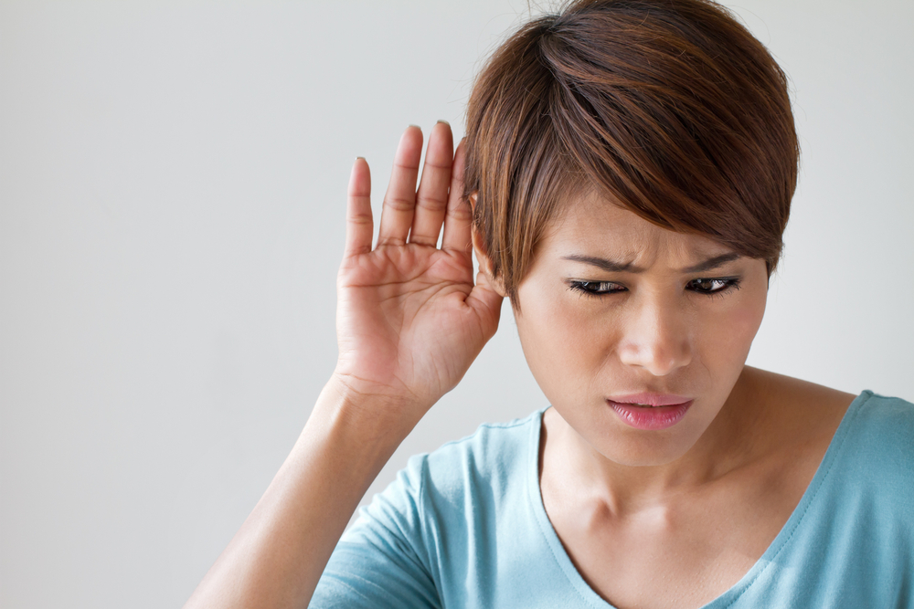 Hearing, sight and physical mobility are the basic requirements for a normal life. Of the three, deficiencies in hearing are likely to remain unrecognised.