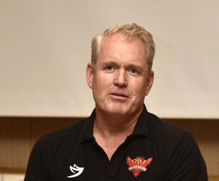 Sunrisers Hyderabad coach Tom Moody
