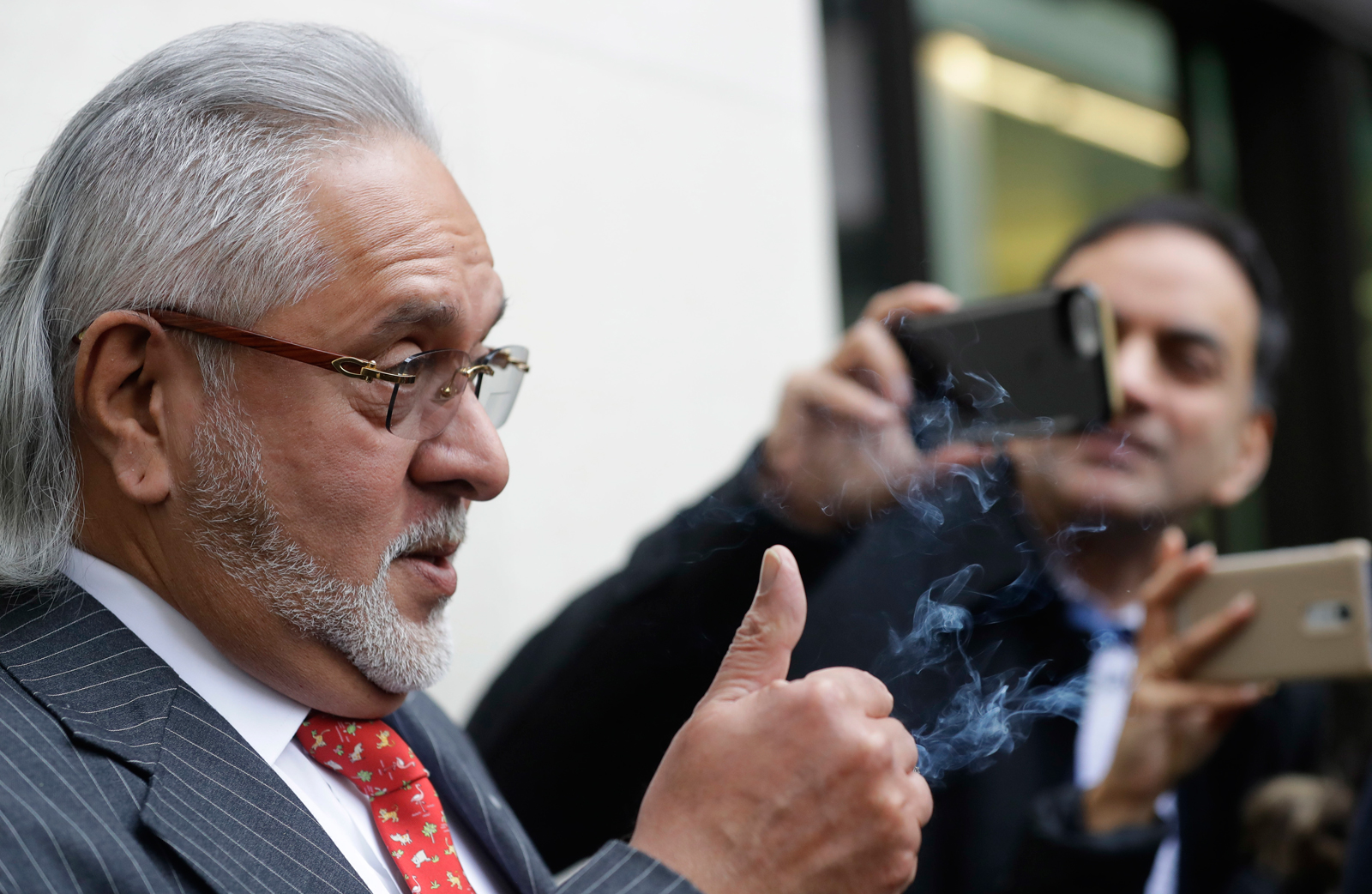 Is Vijay Mallya the victim of mentality not quite right?