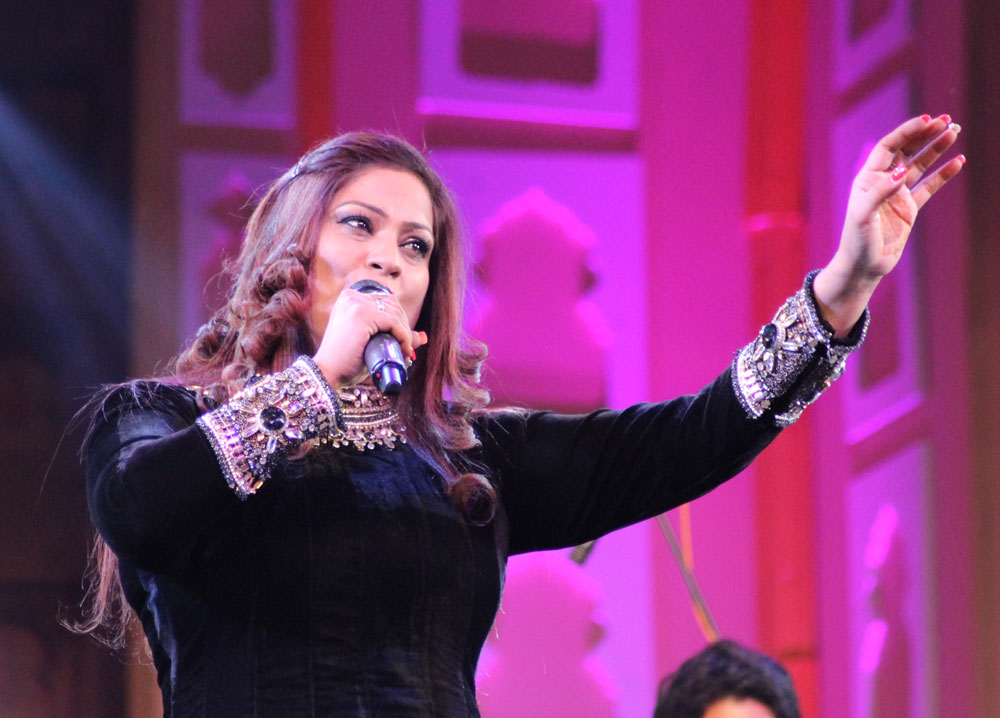 Richa Sharma on her first full-fledged show as reality show judge